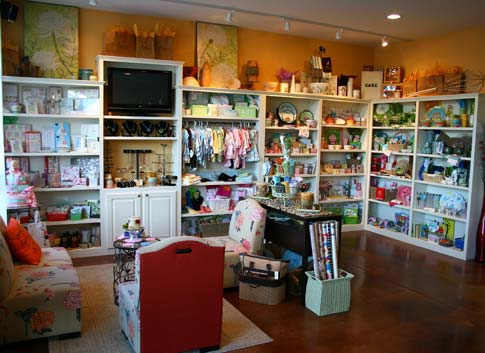 Eclectic Boutique with gifts for any occasion